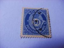 EARLY NORWAY STAMP