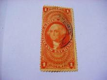 U.S. REVENUE STAMP