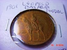 1901 BAVARIA GERMANY MEDAL