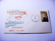 1973 VERMONT STATE FAIR COVER