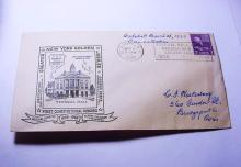 1948 FEDERAL HALL COVER