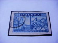 EARLY POLAND STAMP