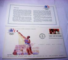 1983 OLYMPICS COVER