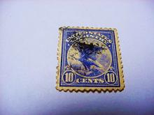 EARLY UNITED STATES F1 REGISTRY STAMP