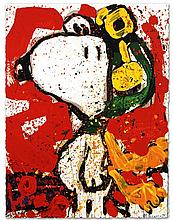 TO REMEMBER by Tom EVERHART is a Limited Edition Hand Pulled Original Lithograph