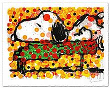 PLAY THAT FUNKY MUSIC by Tom EVERHART is a Limited Edition Hand Pulled Original Lithograph