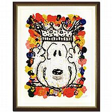 BEST IN SHOW by Tom EVERHART is a Limited Edition Hand Pulled Original Lithograph