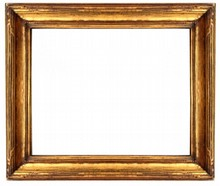 AMERICAN ARTS AND CRAFTS NEWCOMB MACKLIN ANTIQUE FRAME