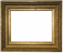 FRENCH 19TH CENTURY ANTIQUE FRAME