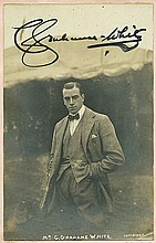 SPORTS AUTOGRAPH ALBUM - 1920-30s. Collection - (COL)