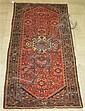 Karadja corridor carpet, northwest persia, circa 1920,