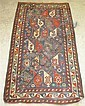 Gendje rug, south central caucasus, circa late 19th century,