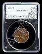 1870 U.S. 2 cent piece, ,