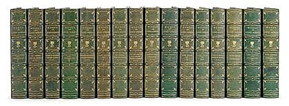 16 vols. Byron, George Gordon Noel, Lord. The Works, with His Letters and Journals and His Life by Thomas Moore. Boston:...