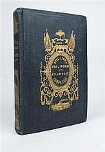 1 vol. William W. Appleton's Railroad and Steamboat Companion ... Traveller's Guide ... United States ... Canada. New Yor...