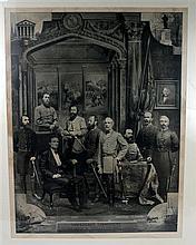1 piece. (Civil War.) Notman Photo Co. Lithograph.