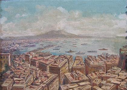 NICOLA ASCIONE (ITALIAN BORN AFTER 1870-DIED