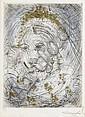 SALVADOR DALI, (SPANISH 1904-1989),