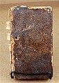 1 vol. Le Fevre, Nicholas. Traite de la Chymie. Paris: Thomas Jolly, [1669]. Vol 1 (of 2) only. 12mo, old calf bds, worn...
