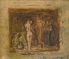THOMAS EAKINS, (AMERICAN 1844-1916),