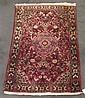 Sarouk rug, west persia, circa 1930,