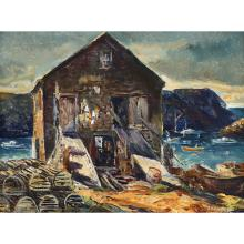 ANDREW WINTER, (AMERICAN 1893-1958),