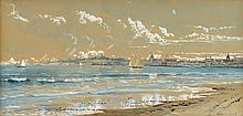 EDMUND DARCH LEWIS, (AMERICAN 1835-1910),