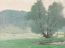 FRANK VINCENT DUMOND, (AMERICAN 1865-1951),