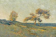 ARTHUR HOEBER, (AMERICAN 1854-1915),