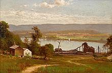 THOMAS HILL, (AMERICAN 1829-1908),