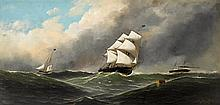 ANTONIO JACOBSEN, (AMERICAN/DANISH 1850-1921),