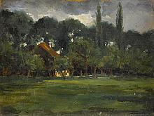 JAMES CARROLL BECKWITH, (AMERICAN 1852-1917),