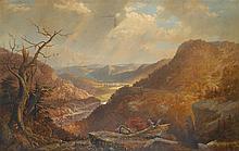 FREDERICK DEBOURG RICHARDS, (AMERICAN 1822-1903),