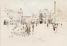 ROBERT FREDERICK BLUM, (AMERICAN 1857-1903),