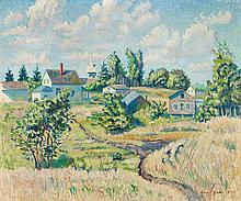 CARROLL SARGENT TYSON JR, (AMERICAN 1877-1956),