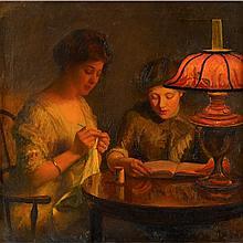 LEE LUFKIN KAULA, (AMERICAN 1865-1957),