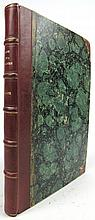2 vols. British Military Subjects - Color Plate Books: Heath, William. The Life of a Soldier. London: for William Sa...