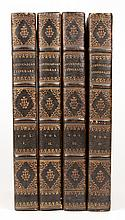 4 vols. [Storer, James S.] The Antiquarian Itinerary: Architecture,... Vestiges of Antiquity in Great Britain. London, 18...