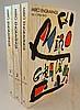 3 vols. (Miró, Joan.) Dupin, Jacques. Miró Engraver: 1928-1975. New York: Rizzoli, [1989-1992].  Vols 1-3. 4to, orig...