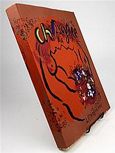 5 vols. (Chagall, Marc.) Mourlot, Fernand, et al. The Lithographs of Marc Chagall. New York or Boston, 1960, 1963, 1969,...