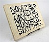 1 vol. (Shahn, Ben, illus.) Berry, Wendell. November Twenty Six Nineteen Hundred Sixty Three. New York: G. Braziller, [19...