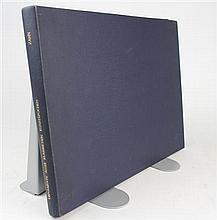 1 vol. Zahn, Wilhelm. Ornamente aller klassischen Kunstepochen. [Berlin, 1831-1843.]  1st ed, issued in 10 parts. Obl...