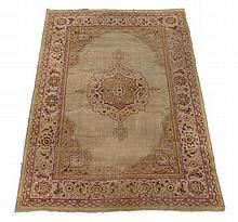 Agra carpet, north india, circa late 19th century,