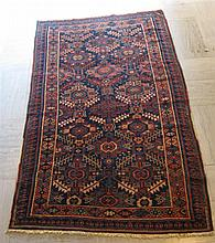 Kurdish Rug, northwest persia, circa 1st quarter 20th century,