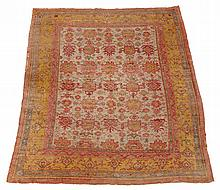 Angora Oushak carpet, west anatolia, circa 1st quarter 20th century,