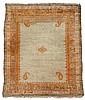 Angora Oushak carpet, west anatolia, circa 1st quarter 20th century,