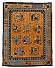 Peking rug, circa 1920, Note: carpet is reduced