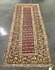 Serab long rug, north persia, circa 1900,