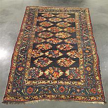 Bakhtiari rug, west persia, circa 1st quarter 20th century,