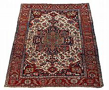 Heriz carpet, northwest persia, circa 1910,